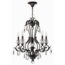 Marcellina 5 Light Chandelier