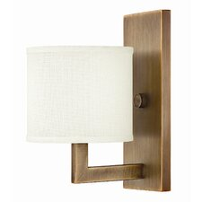 Hampton 1 Light Wall Sconce