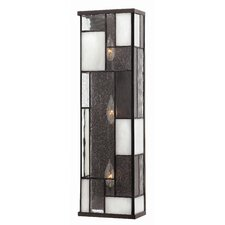 Mondrian 3 Light Wall Sconce
