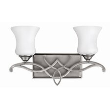 <strong>Hinkley Lighting</strong> Brooke 2 Light Vanity Light