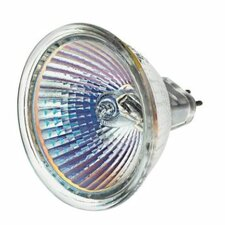 Lamp with Wide Beam Halogen Light Bulb