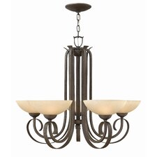 <strong>Hinkley Lighting</strong> Middlebury 5 Light Chandelier