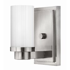 <strong>Hinkley Lighting</strong> Midtown 1 Light Wall Sconce