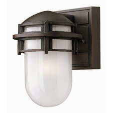 Reef 1 Light Wall Lantern