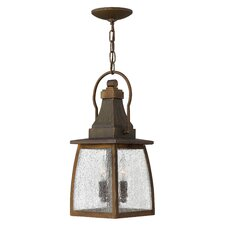 Montauk 2 Light Outdoor Hanging Lantern