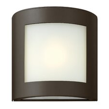 Solara 1 Light Small Outdoor Wall Lantern