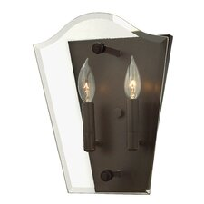 Wingate 2 Light Wall Sconce
