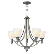 Truman 5 Light Chandelier
