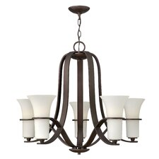 Lauren 5 Light Chandelier