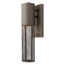 Aria 1 Light Outdoor Wall Light