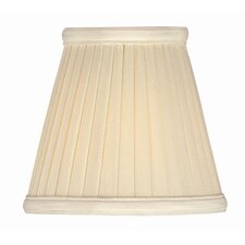 Large Off White Lamp Shade