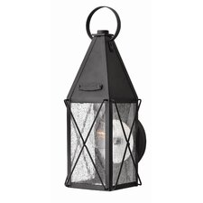 <strong>Hinkley Lighting</strong> York 1 Light Outdoor Wall Lantern
