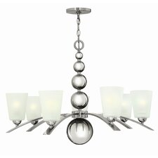 <strong>Hinkley Lighting</strong> Zelda 7 Light Chandelier