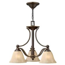 Bolla 3 Light Dinette Chandelier