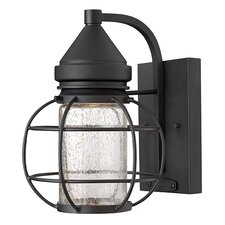 New Castle 1 Light Outdoor Wall Lighting