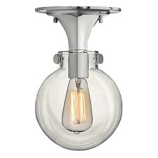Congress 1 Light Foyer Flush Mount