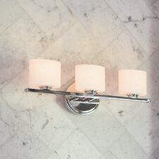 Ocho 3 Light Vanity Light
