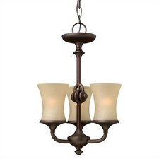 Thistledown 3 Light Chandelier