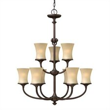 Thistledown 9 Light Chandelier