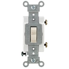 <strong>Leviton</strong> Single Pole Toggle Switch