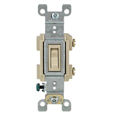 Single Pole Toggle Switch
