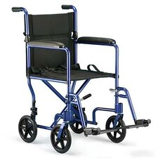<strong>Invacare</strong> Ultra Lightweight  Transport Wheelchair