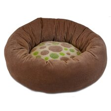 <strong>Precision Pet Products</strong> Cute as a Button Donut Dog Bed