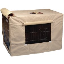<strong>Precision Pet Products</strong> Crate Cover in Tan