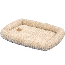 SnooZZy Cozy Crate Dog Bed in Natural