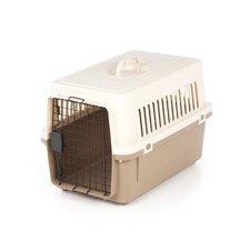 Cargo Kennel in Tan