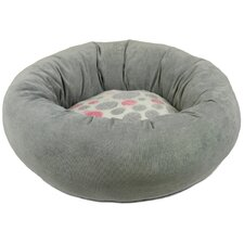 Cute as a Button Donut Dog Bed