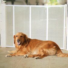 Pet Partition Mesh Pet Gate
