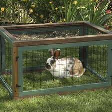 Multi-Plex Rabbit Play Yard Cage