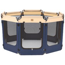 "36"" Soft Sided Exercise Pet Pen"