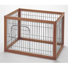 Wooden Pet Pen 90-60