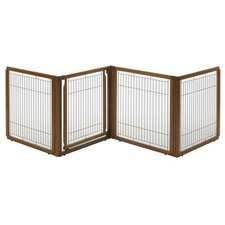 Convertible Elite Pet Gate Autumn Matte