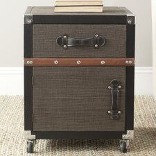 Joel 1 Drawer Rolling Chest
