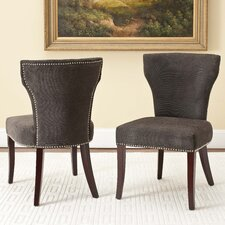 <strong>Safavieh</strong> Mason Slipper Chair (Set of 2)