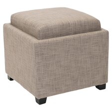 Carter Single Tray Ottoman
