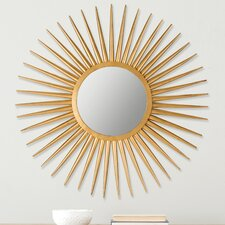 "36"" H x 36"" W Sun Flair Mirror"
