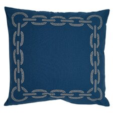 Paisley Cotton Decorative Throw Pillow (Set of 2)