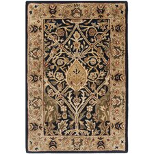 Persian Legend Blue and Gold Rug