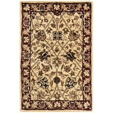 Persian Legend Ivory and Red Rug