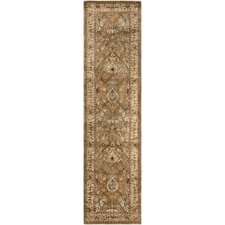 Persian Legend Light Green and Beige Rug