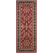 Lyndhurst Lianne Red & Black Rug