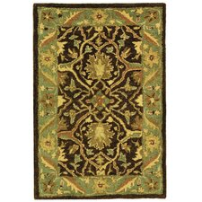 <strong>Safavieh</strong> Antiquities Brown/Green Rug