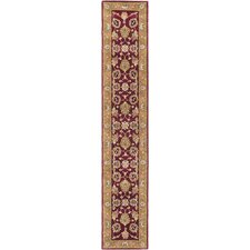 Traditions Masterpiece Red/Gold Rug