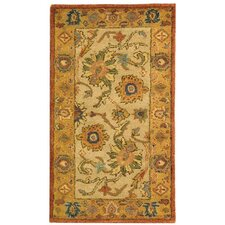 Antiquities Ivory/Gold Rug