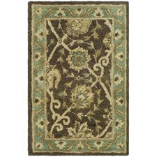 Antiquities Brown/Green Rug