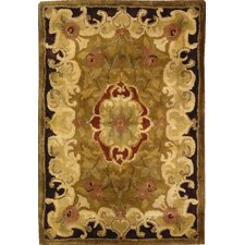 Classic Gold/Cola Rug